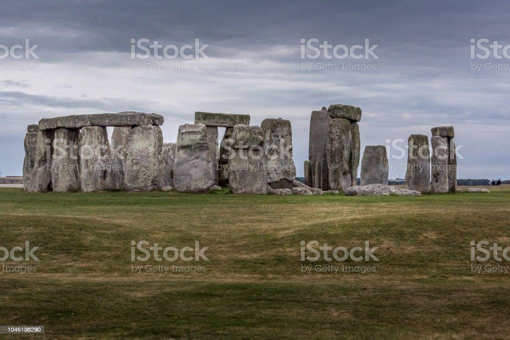 Ancient Stones of Past stock photo