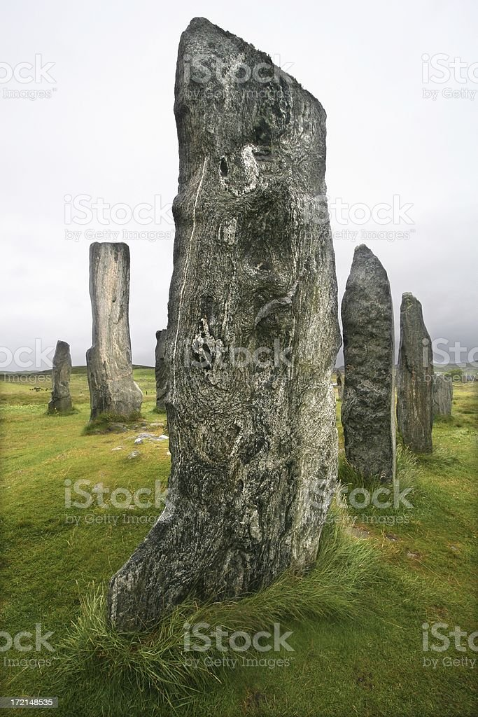 Ancient Stones royalty-free stock photo
