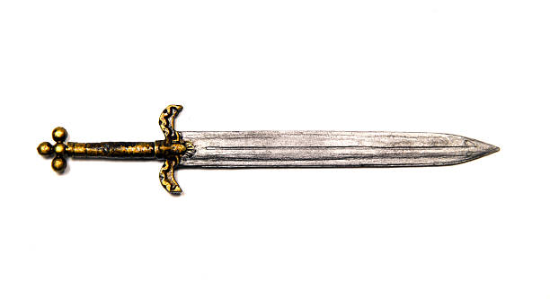 Ancient Sword stock photo