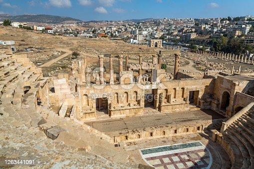 Jarash, Amman, Jordan - Middle East, Middle East, Ruined