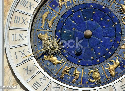 istock Ancient Time and Astrology 521384868