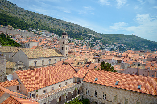 Ancient town Dubrovnik