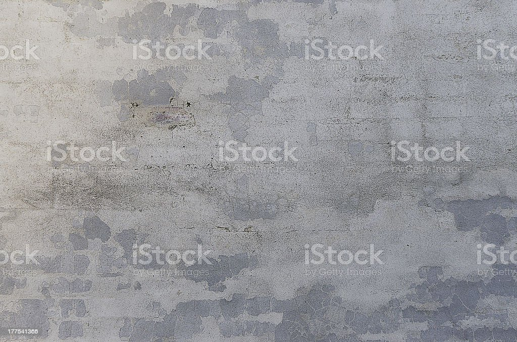 Ancient Wall of old house royalty-free stock photo