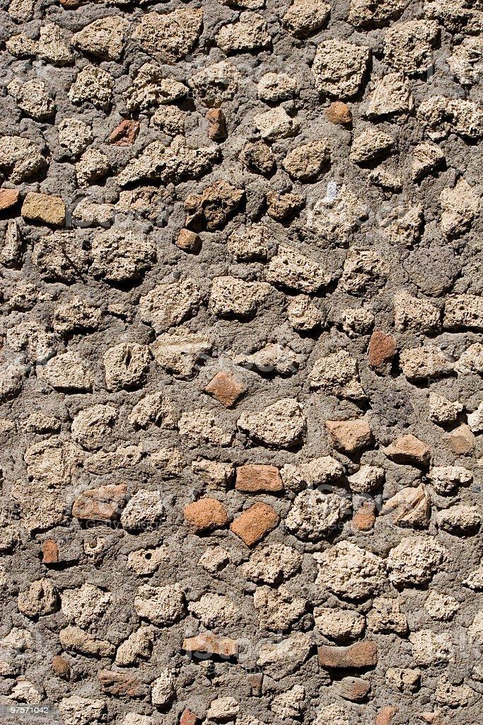 Ancienne mur photo libre de droits