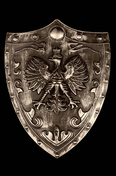 Ancient warrior shield  shielding stock pictures, royalty-free photos & images