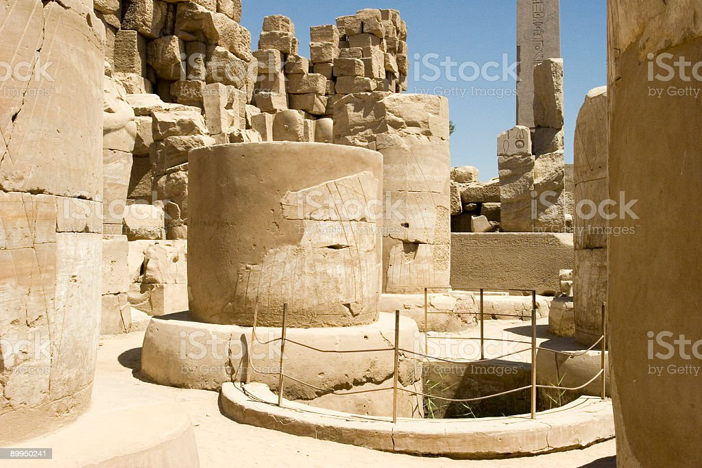 Ancient Well royalty-free stock photo