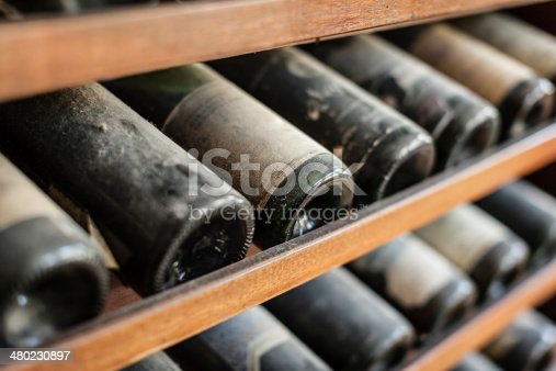 istock Ancient wine 480230897