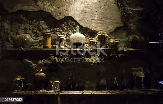 811119304 istock photo Ancient witchcraft objects 1017637082