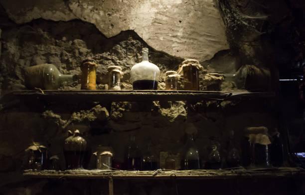 Alten Hexerei Objekte – Foto