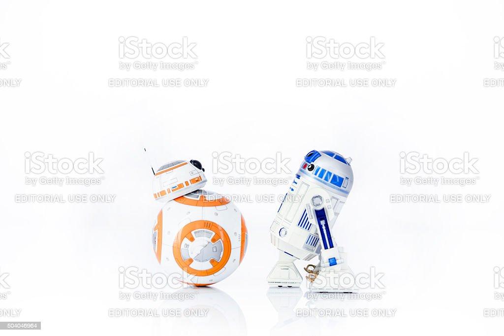 R2-D2 und Frühstück - 8 – Foto