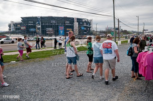 173015172 istock photo NASCAR and Bristol Motor Speedway 171107032