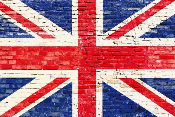 UK and European Union crisis. stock photo