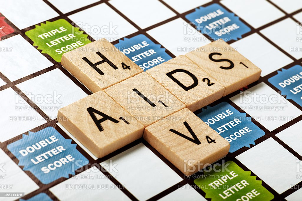 AIDS and HIV royalty-free stock photo