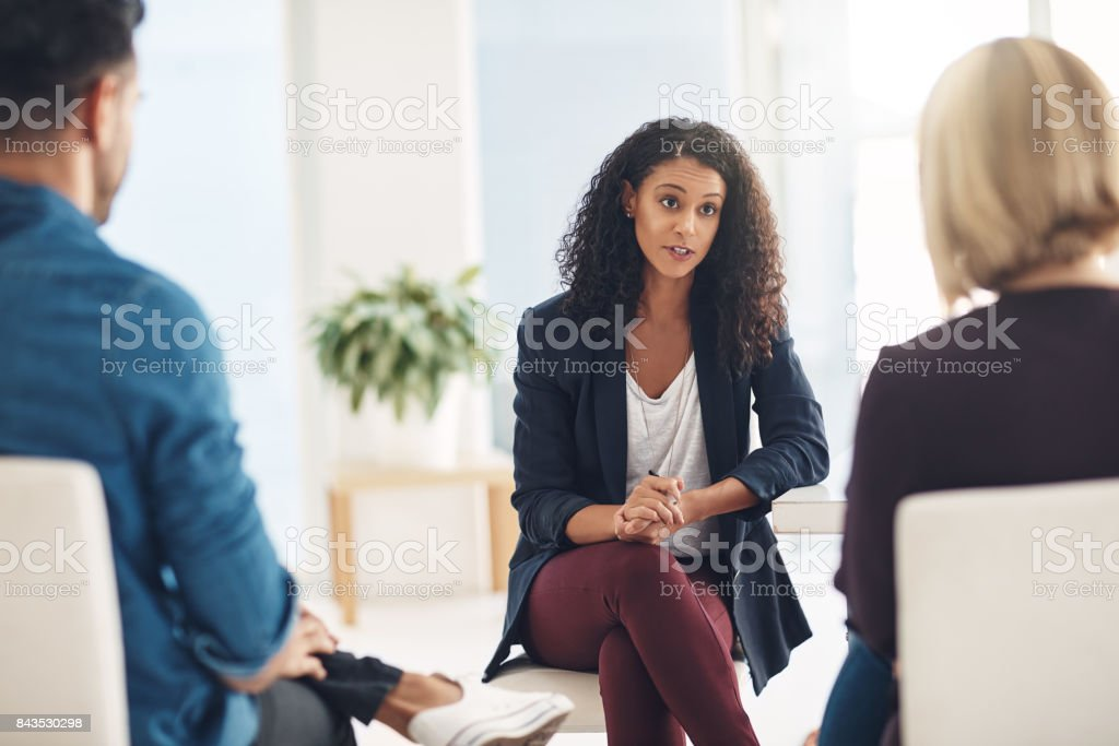 And how does that make you feel? stock photo