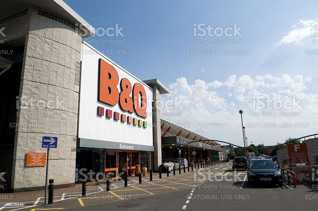 B und F Northampton – Foto