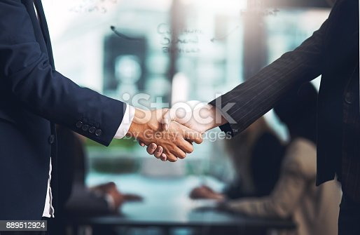 istock And so the deal was sealed 889512924