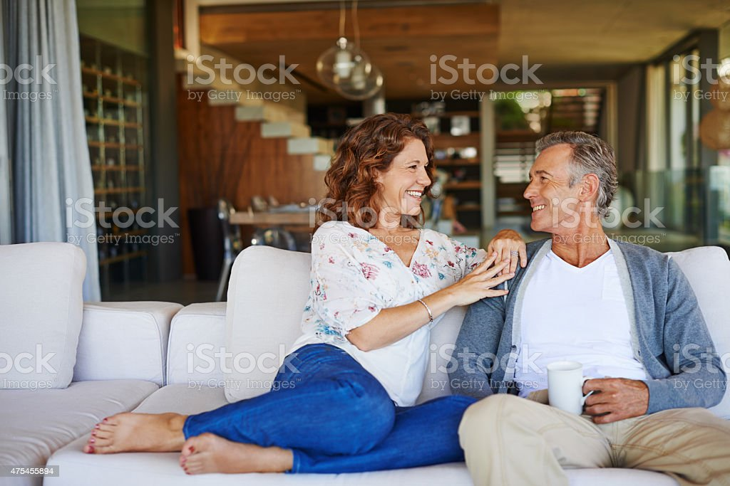 And then I said... stock photo