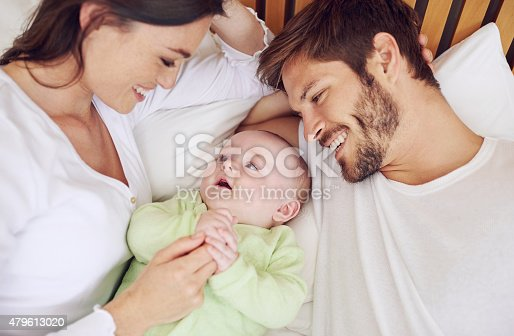 479612990 istock photo And three completes the family 479613020