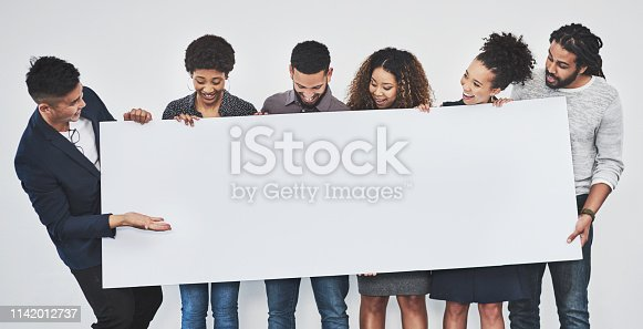 istock And we did all of this! 1142012737
