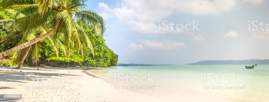 AndamanIsland_Beach stock photo