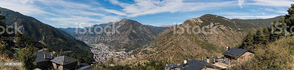 Andorra III - foto de acervo