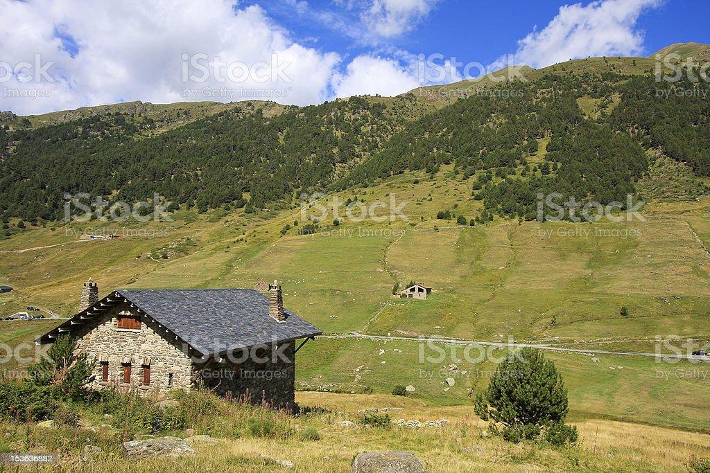 Andorra - foto de acervo