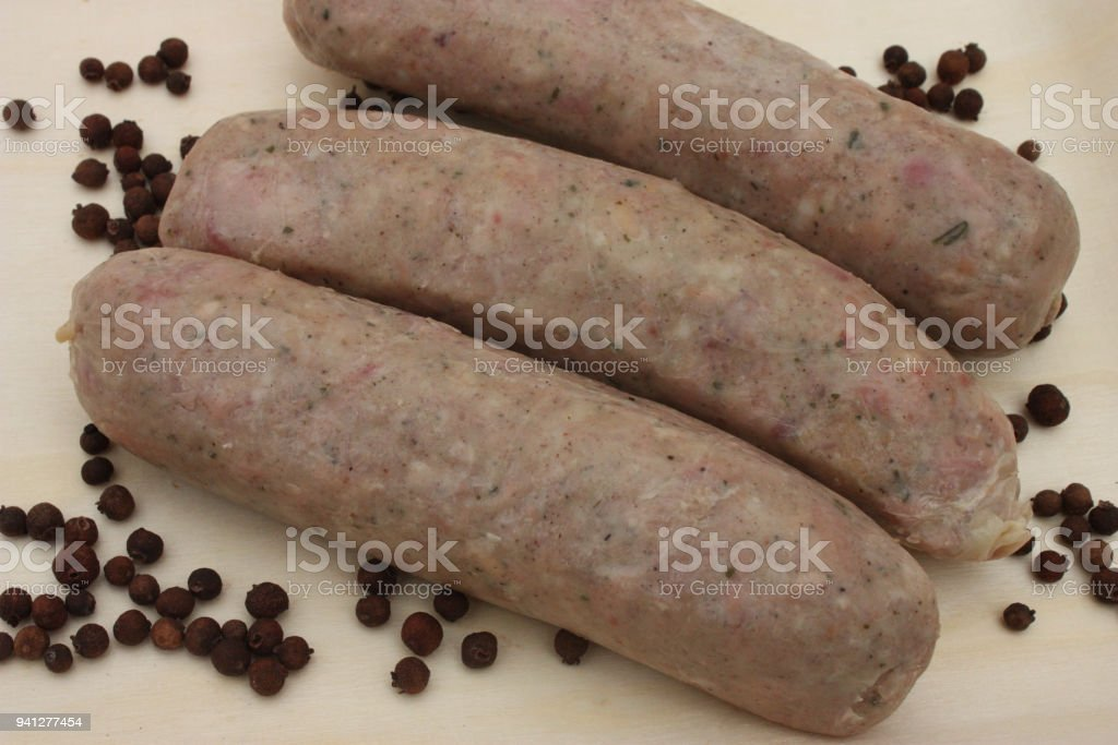 Andouillette stock photo