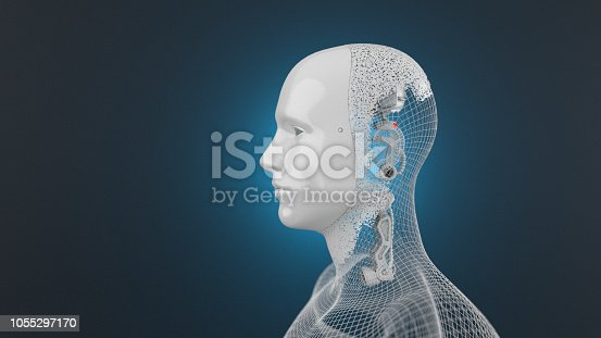 1128821780istockphoto Android blueprint 1055297170
