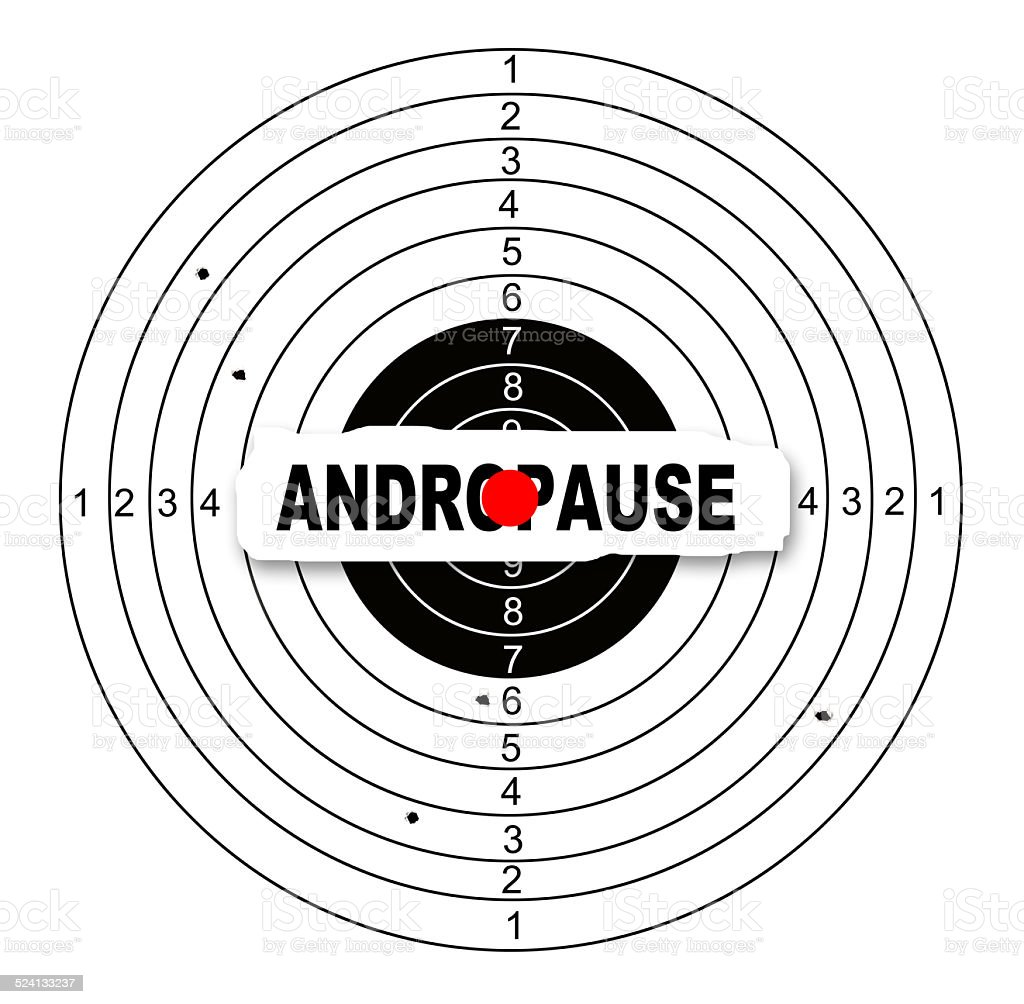 andropause stock photo