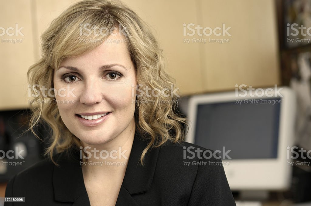 anette office stock photo