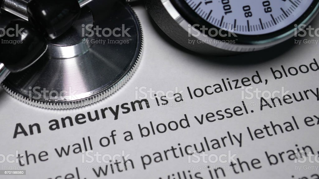 Aneurysm – Foto