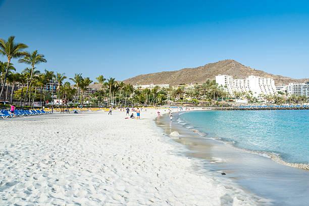 Anfi beach-Gran Canaria, Spanien – Foto