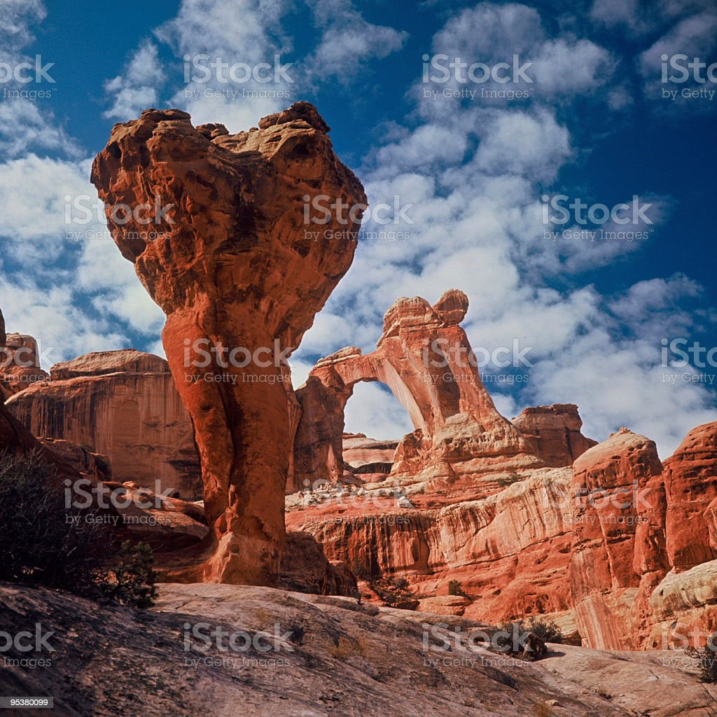 Angel Arch stock photo