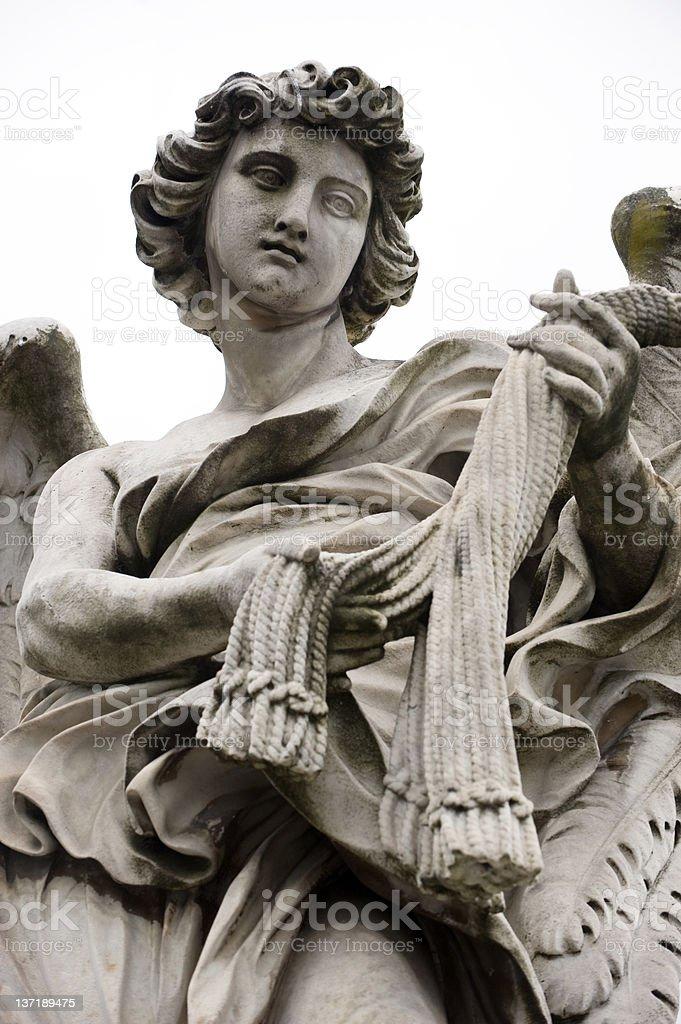 Angel by Bernini royalty-free stock photo
