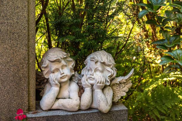 Engel paar Figuren – Foto
