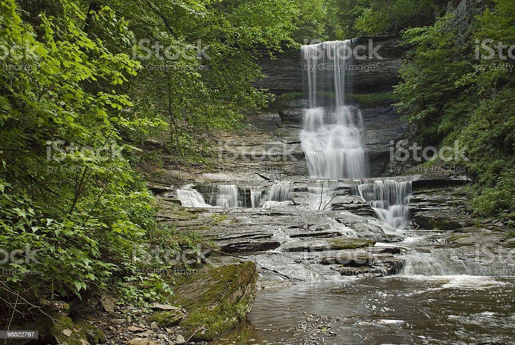Angel Falls Waterfall royalty-free stock photo