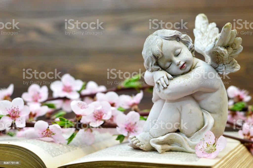 Engel Schutzengel schlafen – Foto