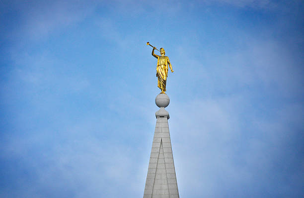royalty free angel moroni pictures images and stock photos istock