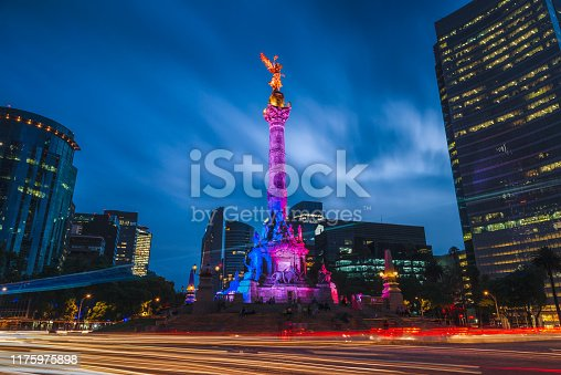 istock Angel of Independence 1175975898