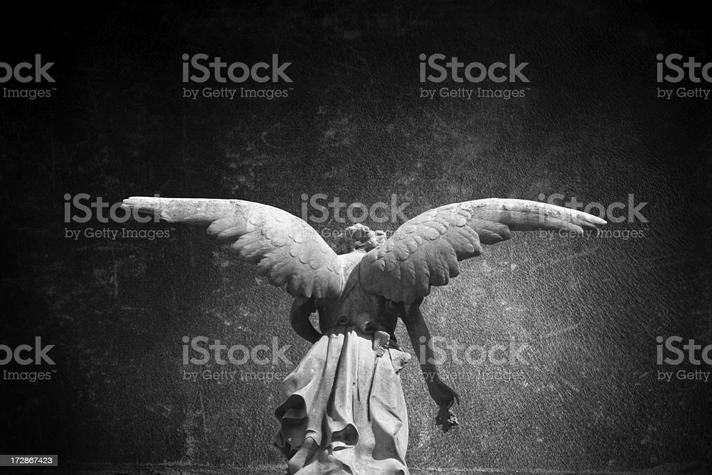 Angel - foto de stock