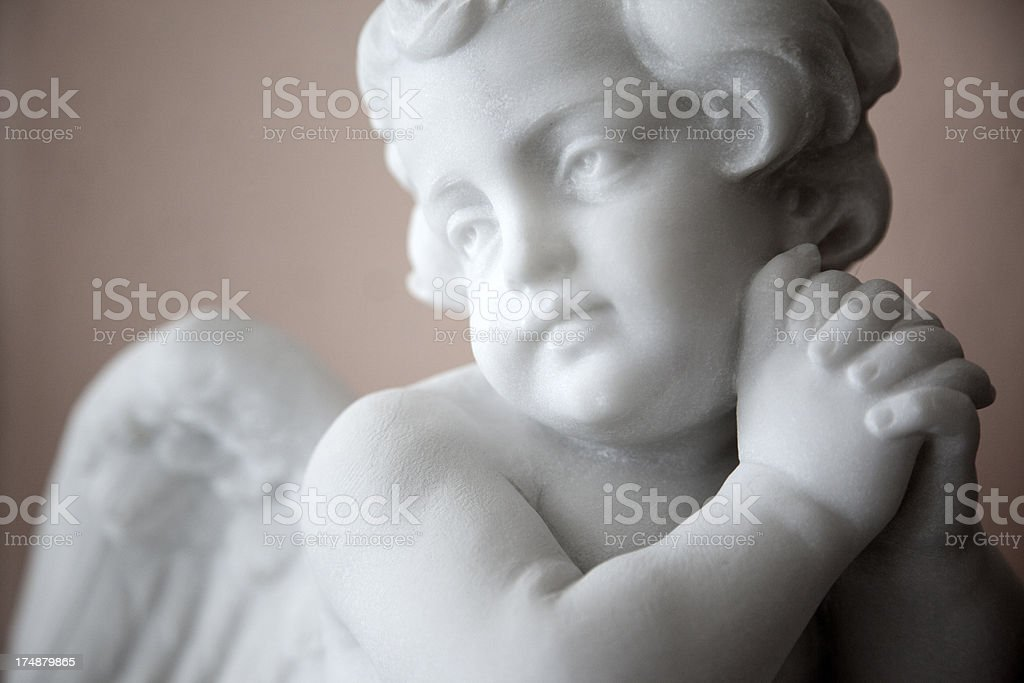 Angel.... royalty-free stock photo