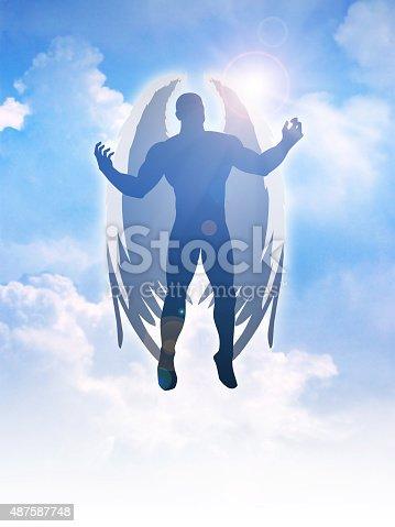 istock Angel 487587748
