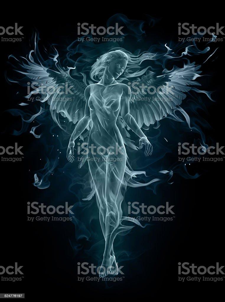 Angel - foto de stock
