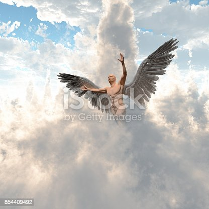 istock Angel 854409492