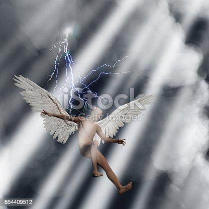 istock Angel 854409512