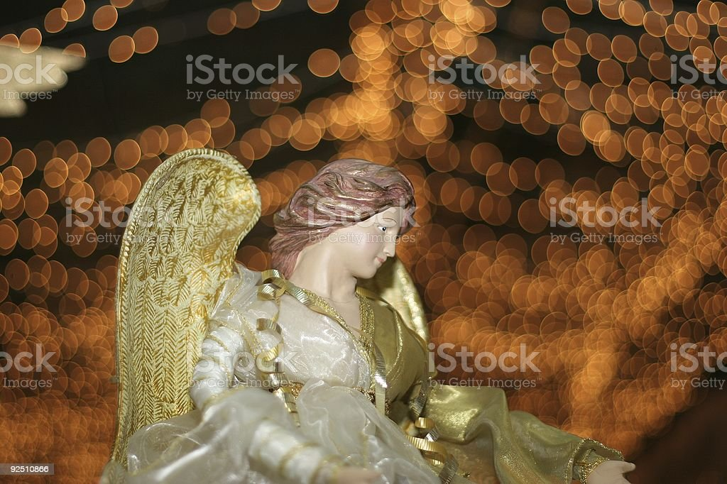 Angel royalty-free stock photo