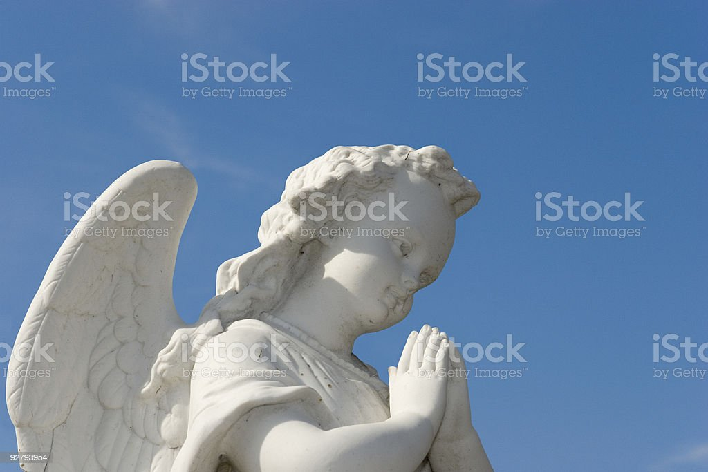 Angel. royalty-free stock photo