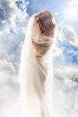 istock Angelic beauty 519613262