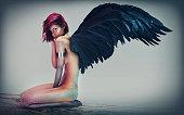 istock Angelic beauty 521488339