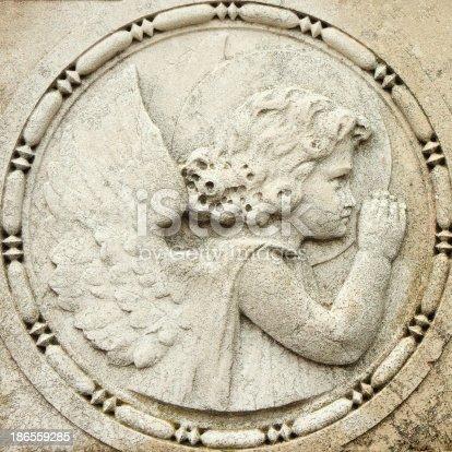 istock angelic relief 186559285